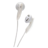 Groov-e Earphones White - GV-EB3-WE